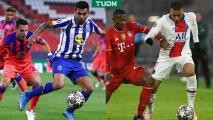 Pulisic y Tecatito son titulares; Bayern y PSG hacen modificaciones