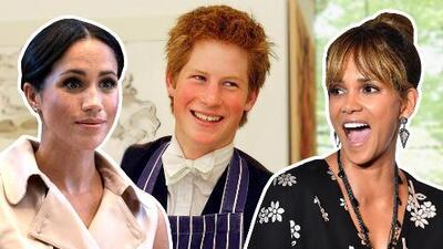 Antes de Meghan, el príncipe Harry babeaba por otra actriz, una foto lo delató y ella respondió