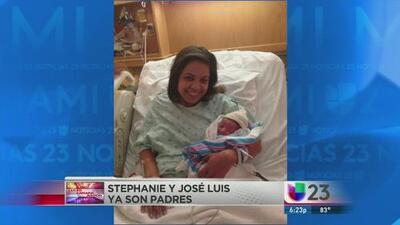 ¡Stephanie Severino se convierte en madre!