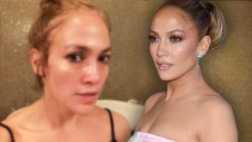 Así le responde Jennifer López a una seguidora que le señaló se había excedido con el botox