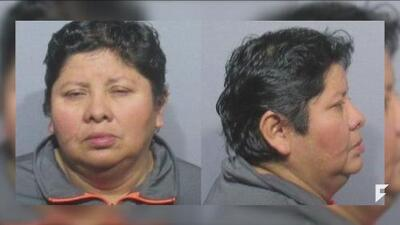 Guatemalan-American accused of holding 33 people hostage in her basement