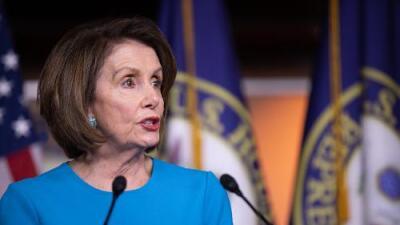 """Nancy Pelosi sobre Trump: """"No quiero verlo en un juicio político, quiero verlo en prisión"""""""