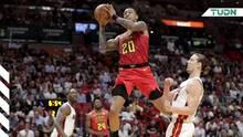 NBA suspende a John Collins por drogas