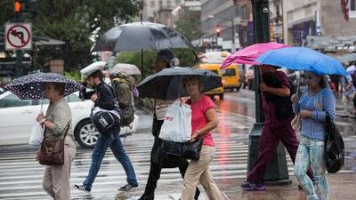 Alerta del tiempo en Nueva York por calor extremo y tormentas eléctricas este miércoles