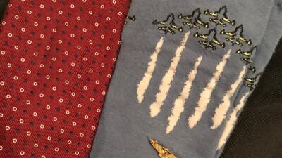 Fotos: Por qué George Bush padre será enterrado con estos calcetines