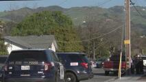"""""""No es común ver tanto policía"""", decenas de vecinos en el este de San José son alertados ante la movilización de agentes por la presencia de un hombre presuntamente armado"""