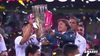 Directiva de Chivas felicita a Matías Almeyda por su título de DT del año de Concacaf