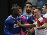 UEFA sanciona con 10 partidos a Ondrej Kudela por racismo contra Glen Kamara