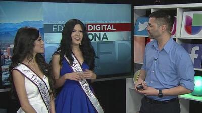 Estas son las ganadoras de Miss Teen Arizona Latina