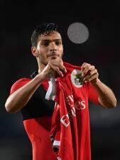 En fotos: Doblete de Raúl Jiménez le da los tres puntos al Benfica