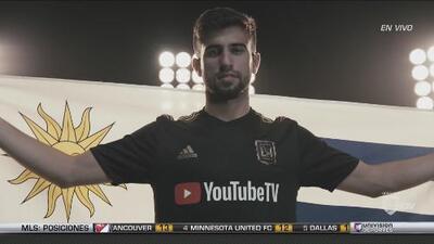 La Barra MLS te presenta el sueño del 'crack' uruguayo del LAFC, Diego Rossi