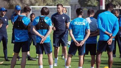 """Diego Alonso destacó a sus jugadores en el Mundial de Clubes: """"Son 'animales' de competición"""""""