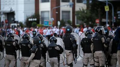 Aumentan operativo de seguridad previo al River Plate-Boca Juniors