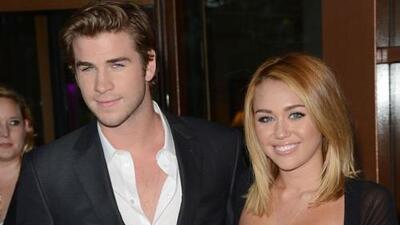 Liam Hemsworth le pidió tiempo a Miley Cyrus,  ¿se cancela la boda?