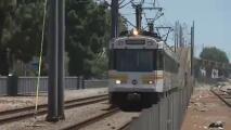 Comienzan las obras de construcción en la sección norte de la línea azul del metro de Los Ángeles