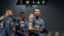 El Porto golea al Famalicao y Tecatito dio asistencia