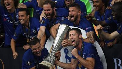 ¡Fiesta azul! Recuento de los títulos europeos alcanzados por Chelsea