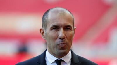Tres meses después de ser despido, Jardim vuelve a dirigir al Mónaco