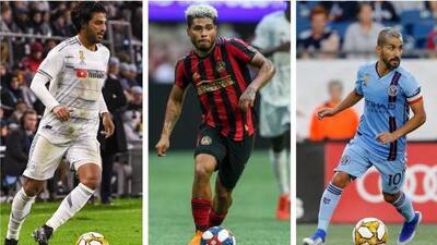 Los equipos de MLS se preparan para el sorteo de la Liga de Campeones de Concacaf