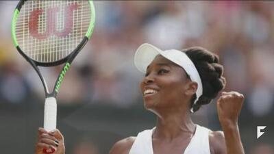Venus Williams very relaxed at the Miami Open 2019