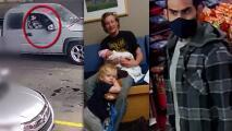 Buscan a un sospechoso que mató a tiros a un hombre en una tienda de conveniencia en Glendale