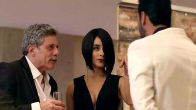 Isabela conoció a 'Las bestias' y Horacio por poco se percata de su farsa