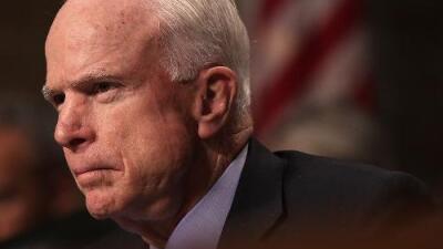 El último deseo de McCain contra el abuso de poder