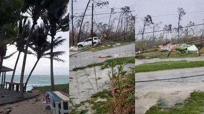 Por huracán Dorian, Gobernador de Carolina del Sur ordena evacuación de zonas costeras