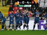 A puro cañonazo: Arsenal avanzó a Semis de Europa League