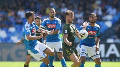 Cómo ver KRC Genk vs. Napoli en vivo, Champions League
