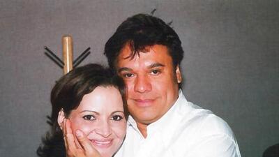 Juan Gabriel llevaba una estrecha amistad con María Elena Nava