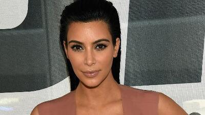 ¡Kim Kardashian ya tiene un nombre muy creativo para su segundo hijo!