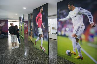 Inauguran nuevo museo de Cristiano Ronaldo en su ciudad natal