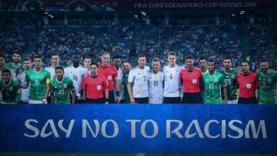 Racismo y homofobia en el fútbol ruso