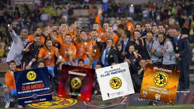 Honor a quien honor merece: el fútbol mexicano felicita al América por lograr la Copa MX
