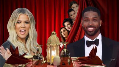 Khloé Kardashian deja en casa a baby True y se va de party con el infiel Tristan Thompson