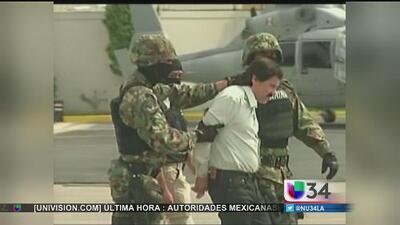 Se fugó Joaquín El Chapo Guzmán