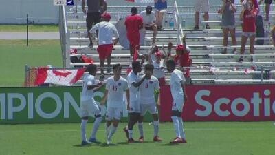 México se queda fuera del Campeonato de Concacaf Sub-15