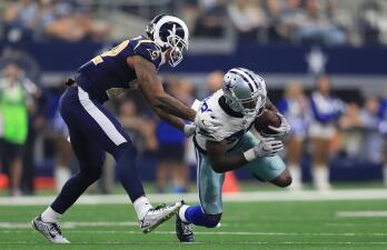 ¿En favor de quién se romperá el empate en la serie de Playoffs entre Cowboys y Rams?