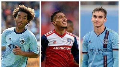 Busio, Ferreira, Sands: una generación de adolescentes que 'la rompe' en MLS