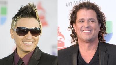 Elvis Crespo y Carlos Vives despiden a Topy Mamery