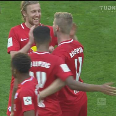 ¡Despedida de antología! Timo Werner hace un jugadón y convierte doblete para el 1-2
