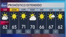 Fin de semana con temperaturas agradables para el Valle Central