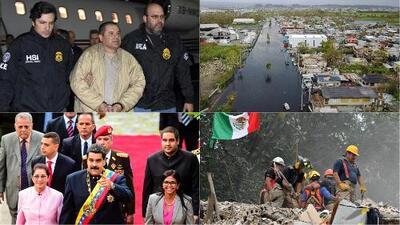 Las noticias que dejaron huella en América Latina en 2017