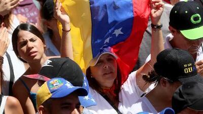 ¿Logrará entrar la ayuda humanitaria a Venezuela?