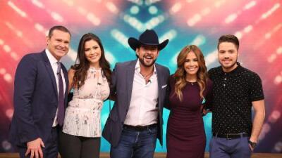 #DAImperdibles: Jerry Bazúa se derrite al hablar del amor por sus hijos y por Paulina Rubio