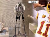 Alex Smith ya tiene su Vince Lombardi, su trofeo de triunfo de vida