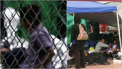 Denuncian que el gobierno de Trump continúa separando familias migrantes a pesar de que un juez ordenó detener la práctica