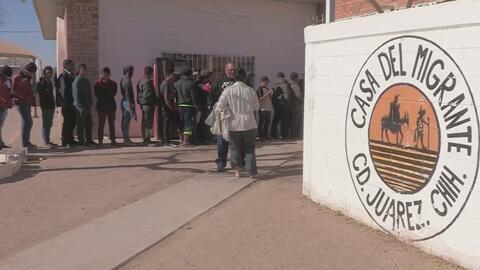 Casa del Migrante en Ciudad Juárez cerrará por sobredemanda en atención a personas que buscan asilo en EEUU