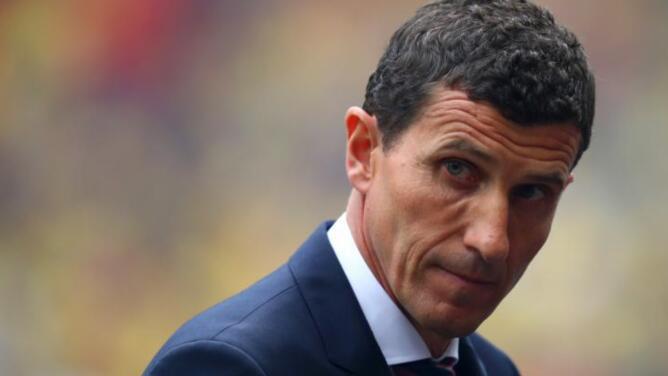 El Valencia de España destituyó al entrenador Javi Gracia